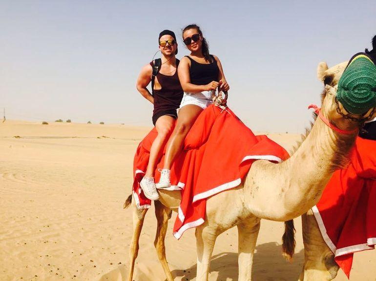 Dubai desert morning tour in 4x4 vehicle camel ride quad bike camel farm thecheapjerseys Images