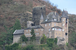 One of the many castles visible from the river cruise portion of the tour. , Joseph B - November 2015