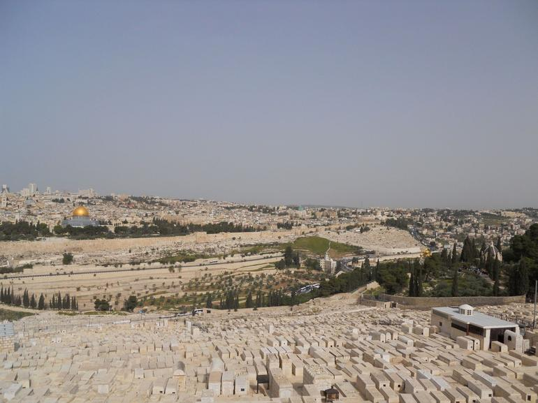 City of David and Underground Jerusalem Day Trip, Temple Mount - Tel Aviv