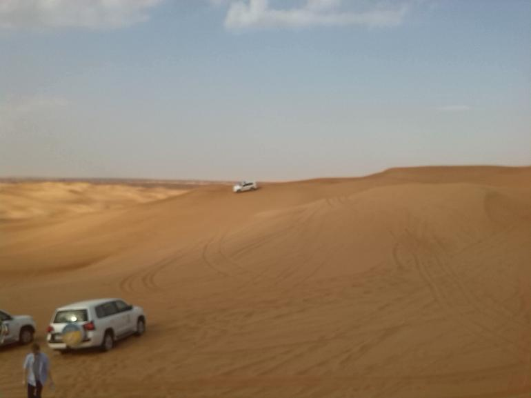 Private 4x4 Sunset Desert Drive with Wildlife Experience