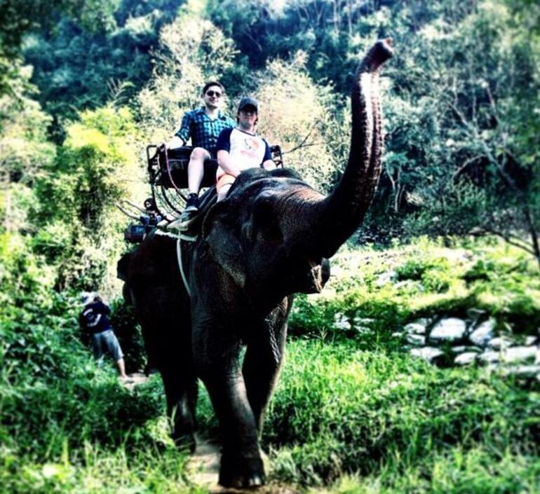 Elephant Ride - Bangkok