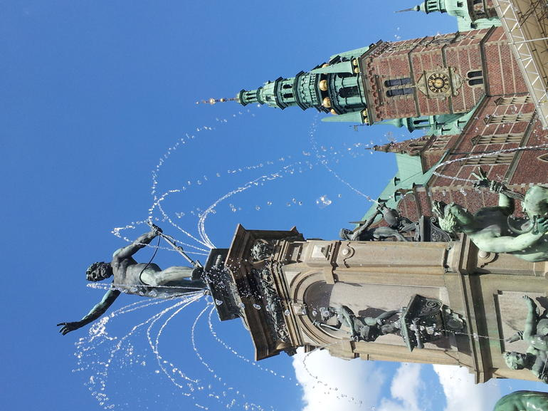 Fountain - Copenhagen