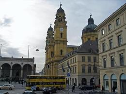 One of the hundreds of churches in Munich, Ron - December 2009