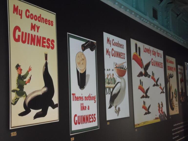 Guinness Posters - Dublin