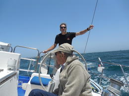 we were really cruising and our captain was superb! , Elaine G - May 2014