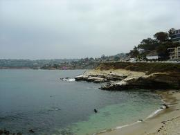 La Jolla has great beaches and places to enjoy views of the Pacific , Leah - May 2011