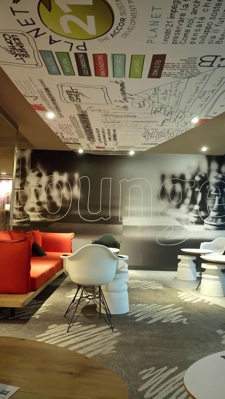 Lounge Ibis Milano Centro