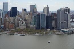 Die Skyline von Manhattan sieht man wunderbar vom Hubschrauber aus. , mo_buehler - May 2014