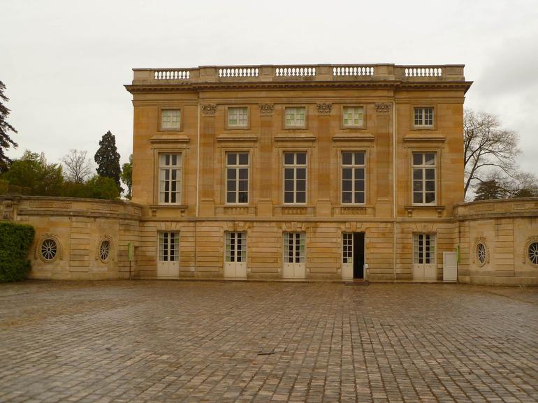 Marie Antoinette's Villa - Paris