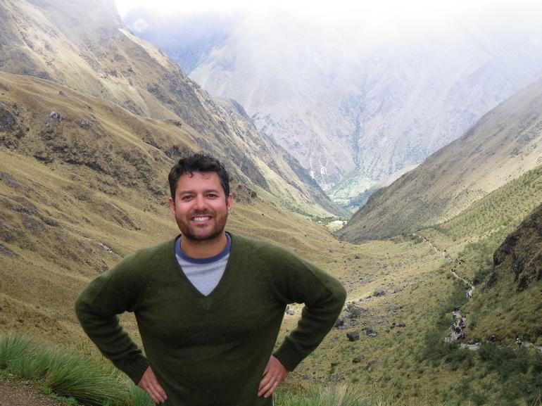 Me - Cusco