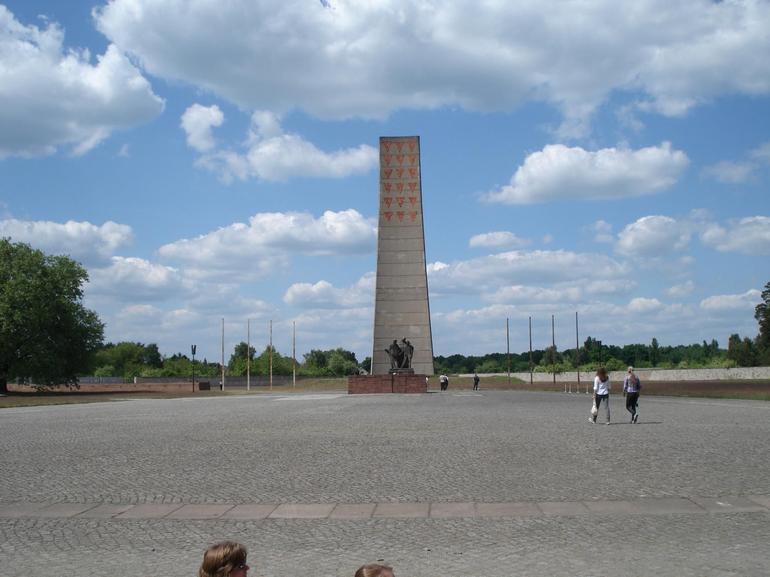 Soviet Liberation Memorial - Berlin