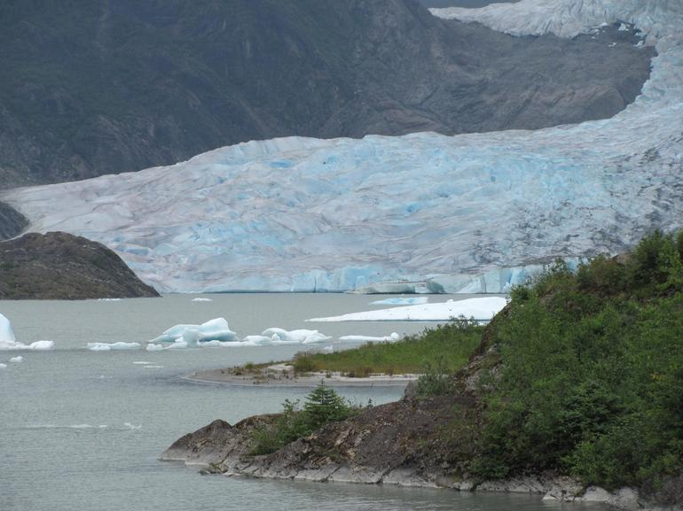 Mendenhall Glacier - Alaska
