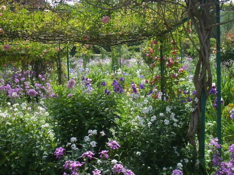 Monets gardens - Paris