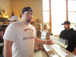 testing Chardonnay , lstoli04 - January 2011