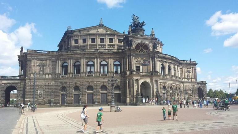 Opera House - Prague