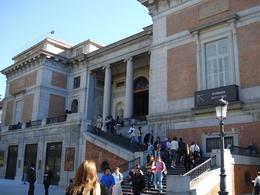 Prado Museum, Cat - January 2012