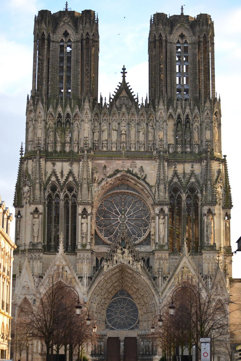 Reims Visit - Paris