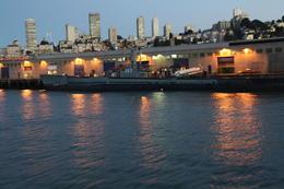 San Francisco at dusk , Linda S - August 2013