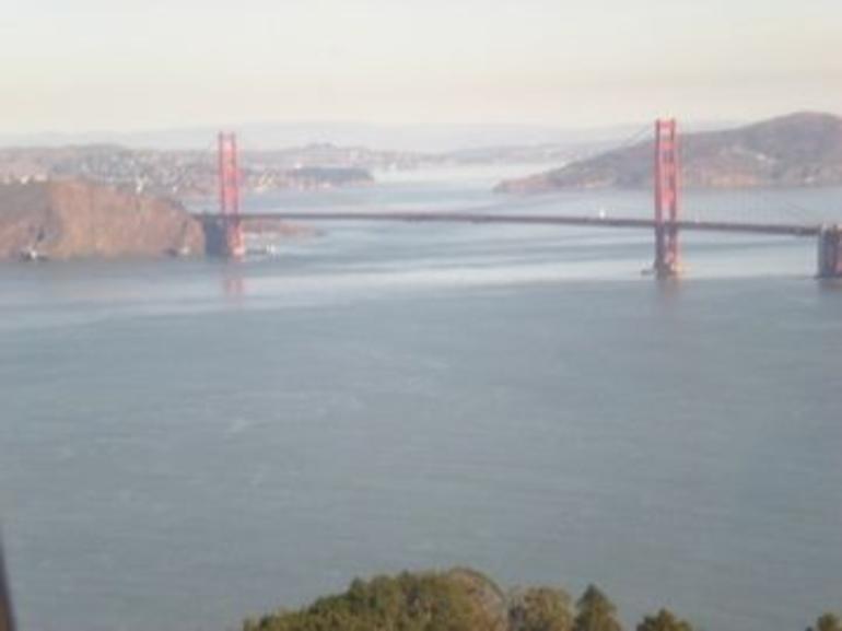San Francisco Vista Grande Helicopter Tour - San Francisco