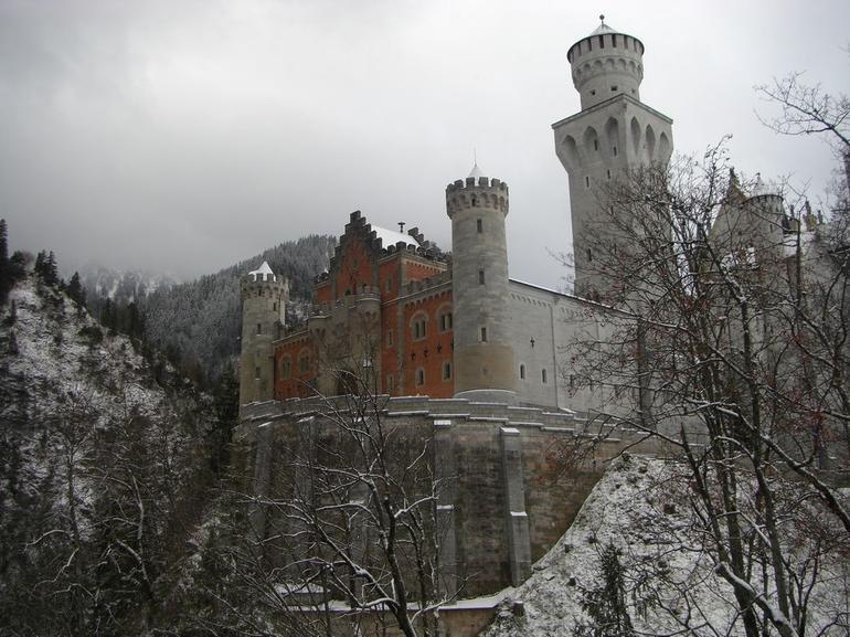 Schloss Neuschwanstein - Munich