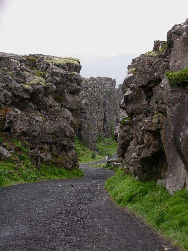 the continental rift - Reykjavik