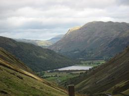 Our first high mountain pass - September 2009