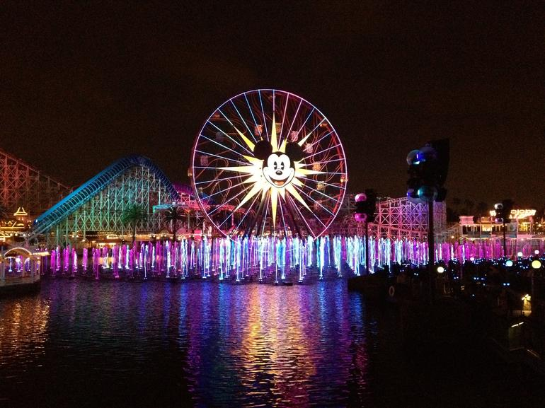 The World of Color - Anaheim & Buena Park