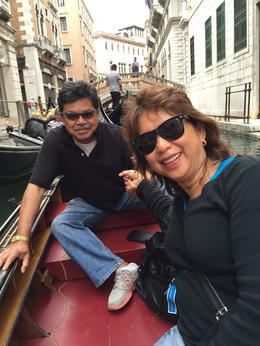 we missed the walking tour but glad we made it to the Gondola ride ... well worth it! , Cynthia O - September 2016