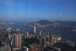 View of Hong Kong to the east , Erica K - December 2014
