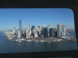 Survol de New-York en hélicoptère , BERGOUIGNAN I - December 2013