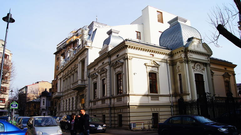 Private Tour: 3-Hour Charm of the Belle Époque Tour In Bucharest