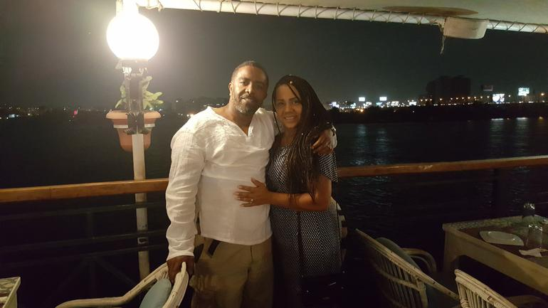 Nile Dinner Cruise in Cairo with Belly Dancing and Hotel Transfer