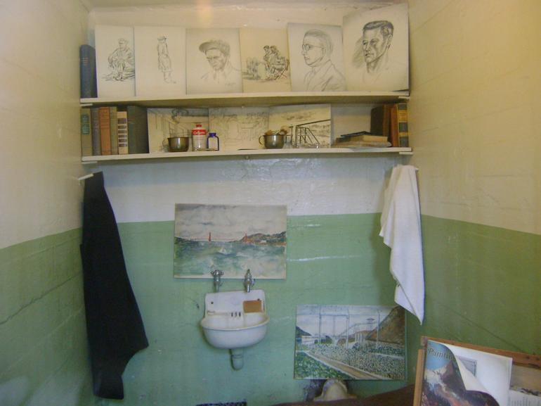 Alcatraz Cell - San Francisco