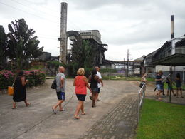 Rum Factory tour , Boosky's0416 - April 2016