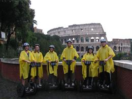 Dave and Kate with the Segway Team!, Kate D - July 2010
