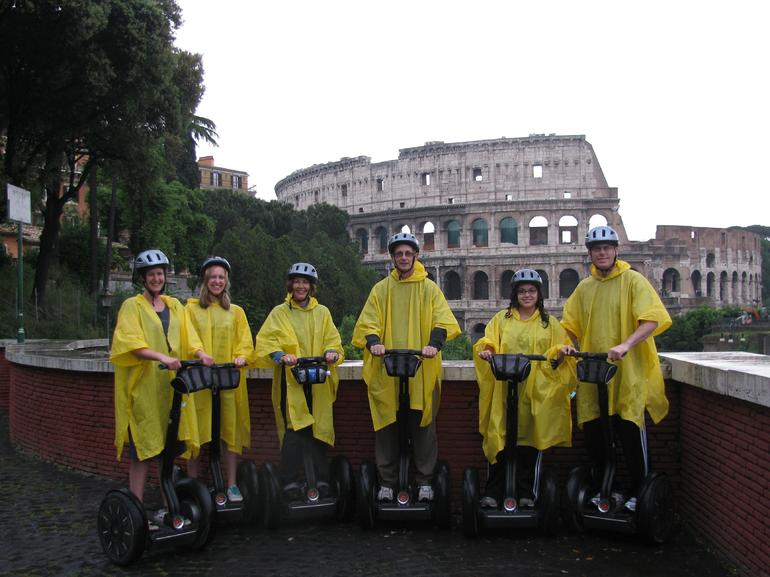 At the Colosseum in Rome - Rome