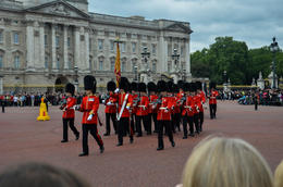 Changing of the guard at Buckingham Palace. , Thomas P - September 2013