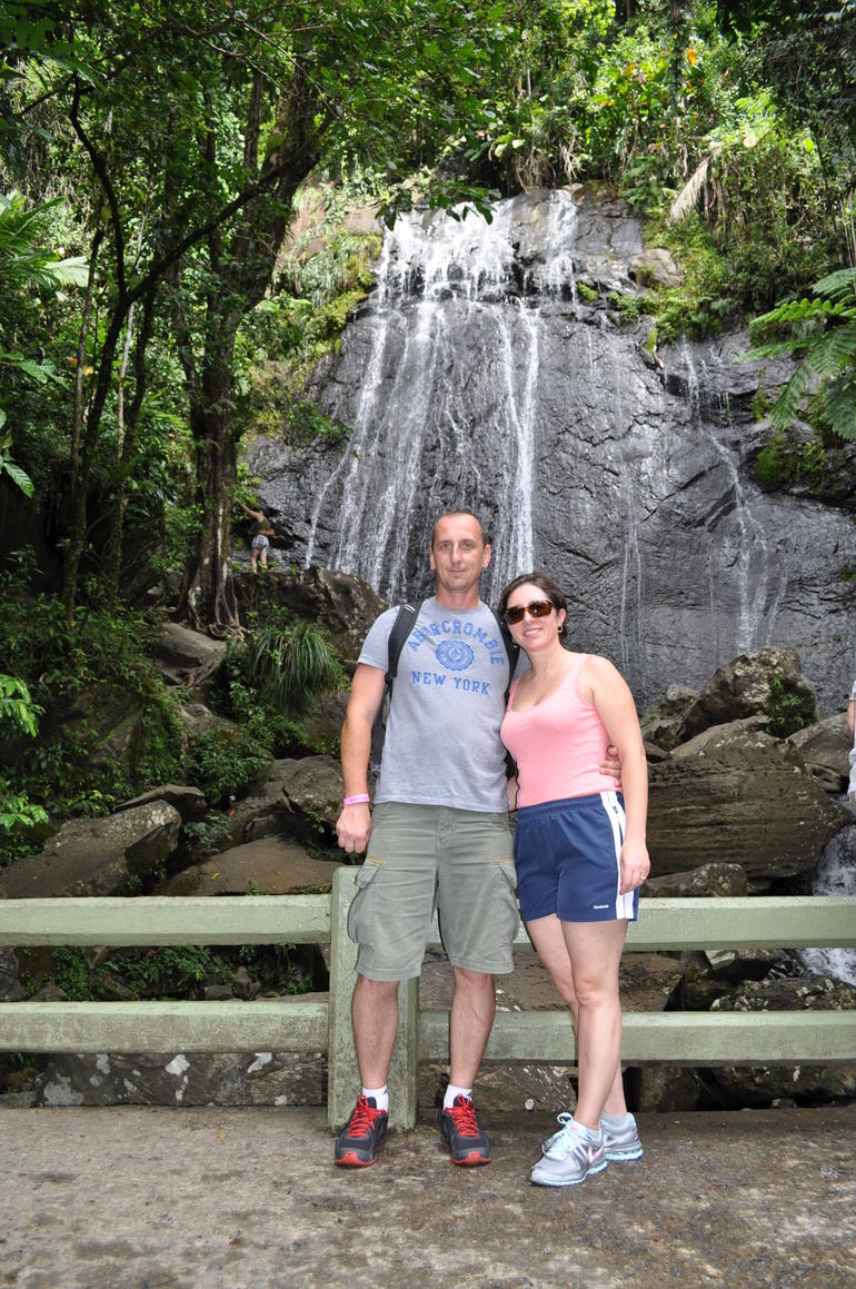 El Yunque Rainforest - San Juan