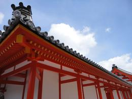Kyoto Imperial Palace (exterior), Krishnan Vaitheeswaran - April 2010
