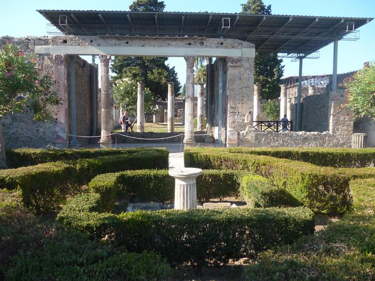 La magnifica Pompeya - Rome