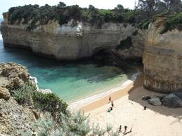 Loch Ard Gorge: One of the beautiful sites along the Great Ocean Road. - December 2007