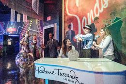 Madame Tussauds Wax Museum in Las Vegas, Viator Insider - December 2017