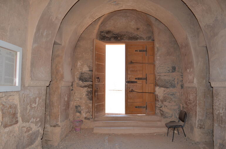 Qasr Kharaneh - Amman