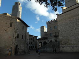 San gimignano - classic view. , John T - October 2012