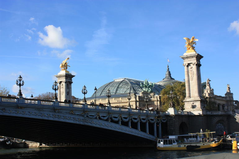 Seine River Cruise - Paris