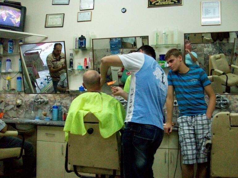 Selcuk barber Kusadsii - Izmir