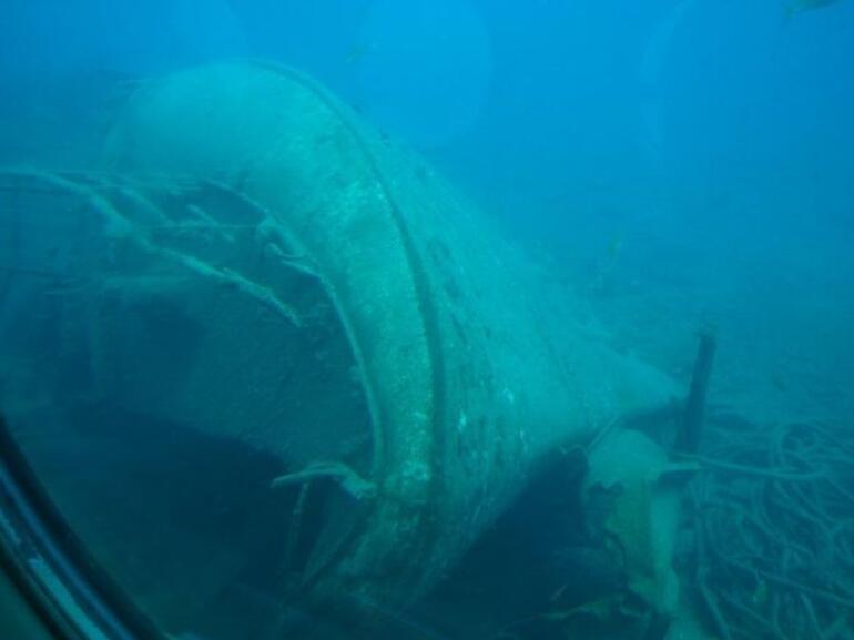 Shipwreck - Gran Canaria