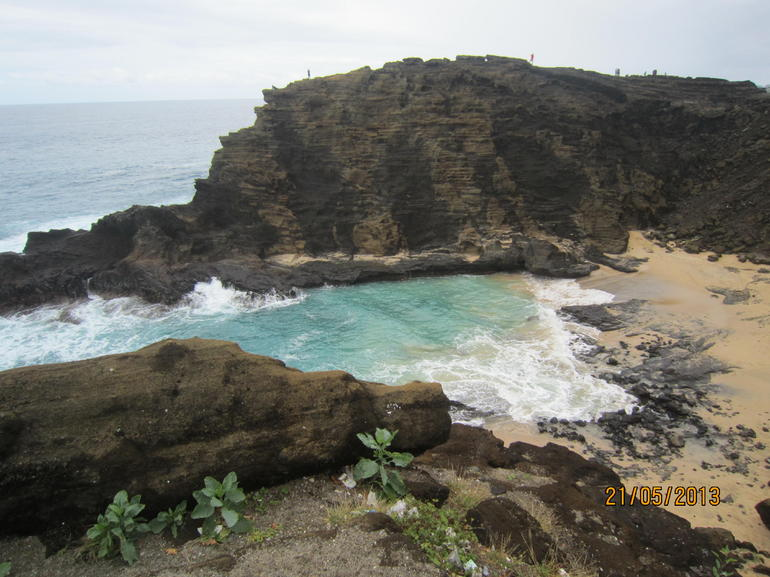 that famous beach - Oahu