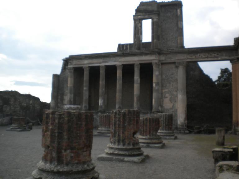 The Basilica - Naples