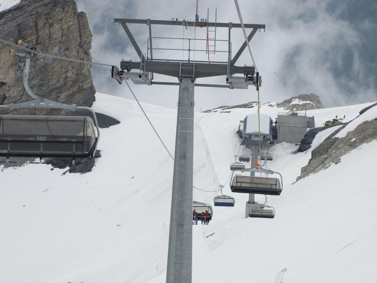 The Chair Lift - Lucerne